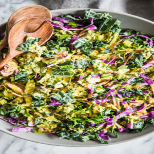 Big Batch Salad Recipe